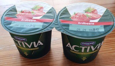 Yoghurt - Produkt - fr