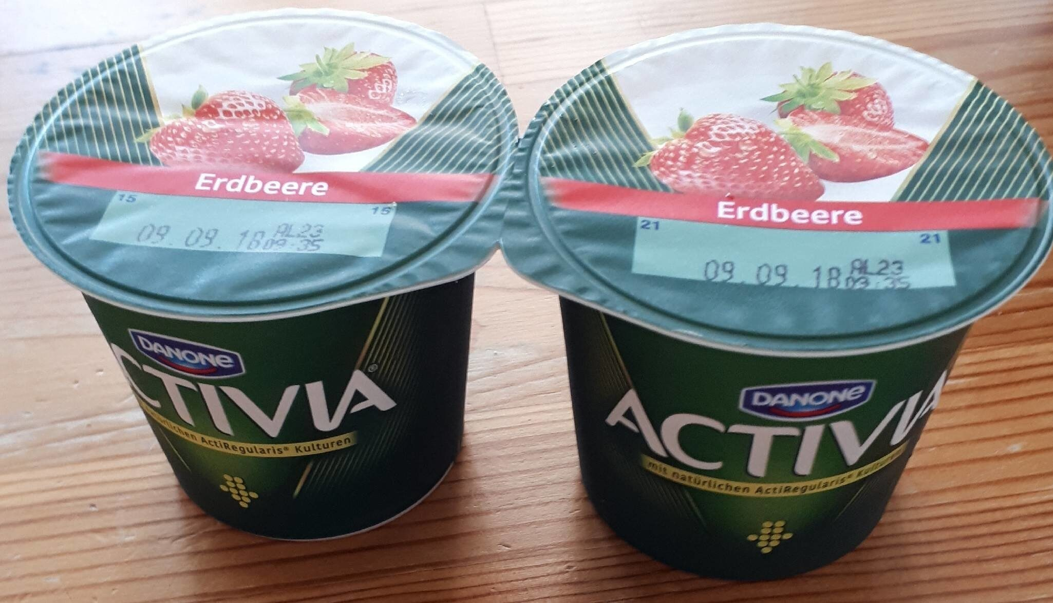 Yoghurt - Produit
