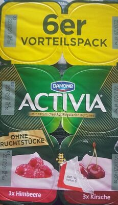 Danonne Activa flavoured yoghurt - Prodotto - fr