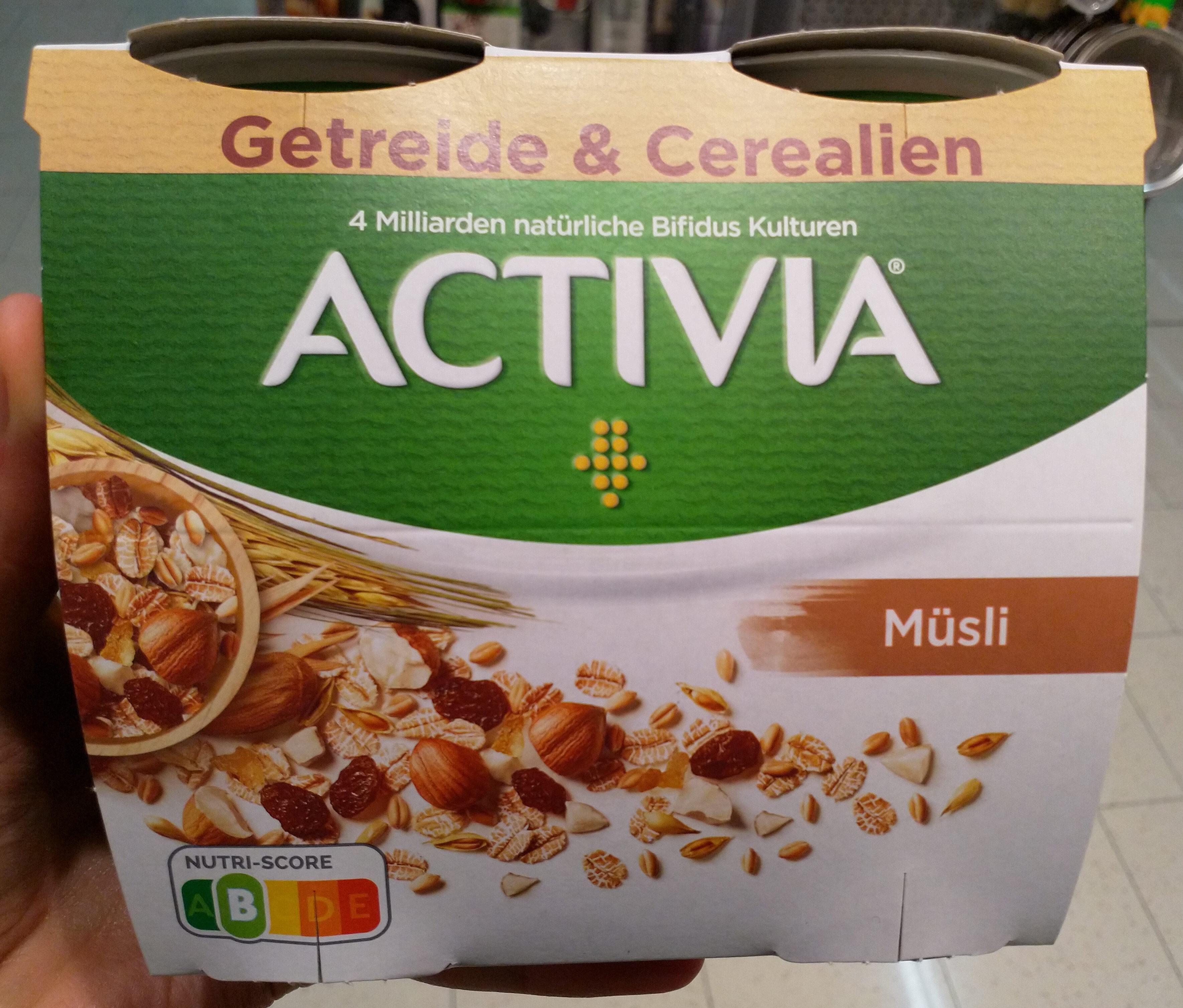 Activia Müsli - Produkt - de