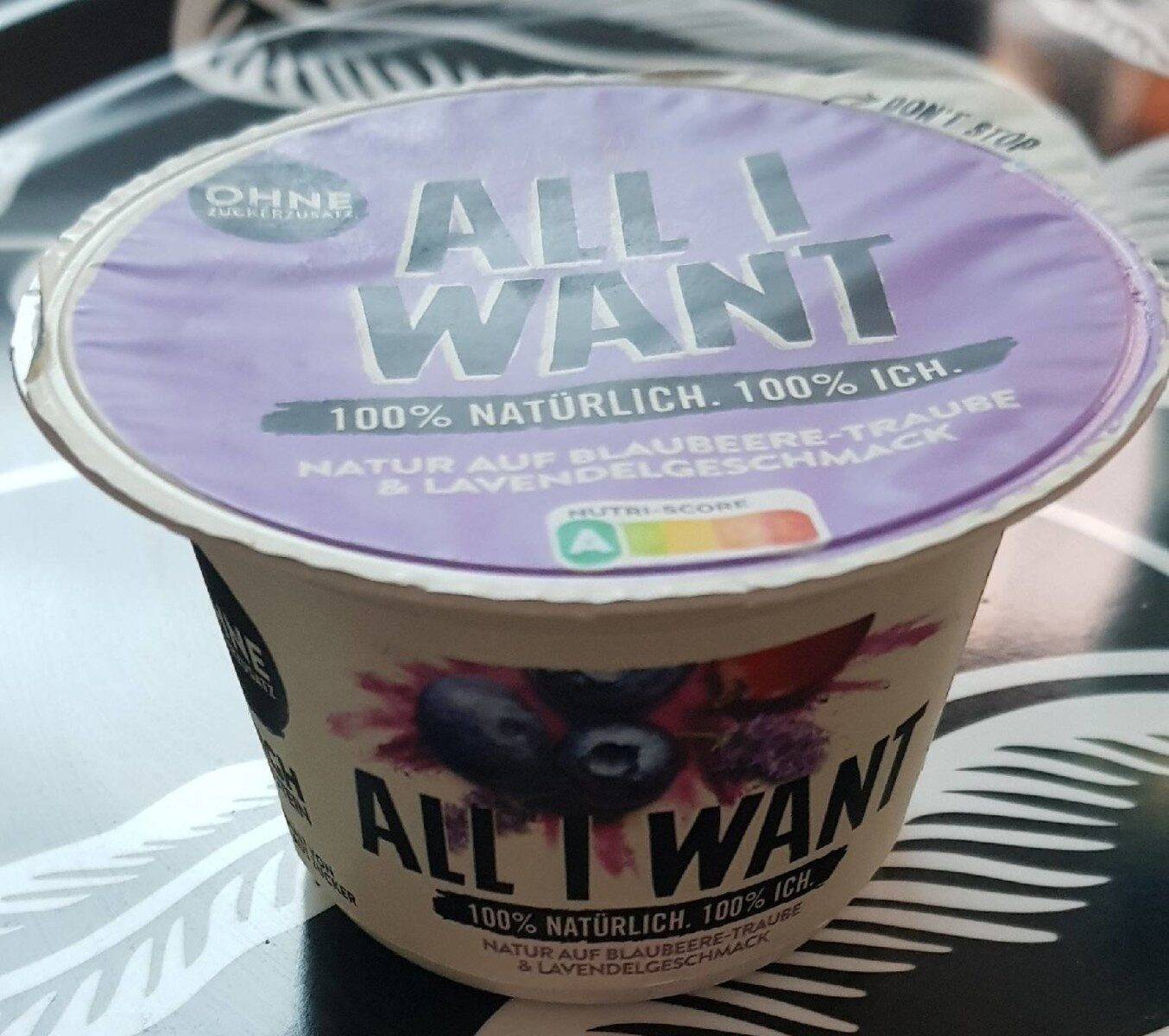 All I Want - Produit