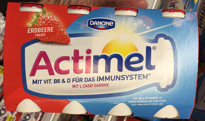 Actimel FRAISE / ERDBEERE - Product
