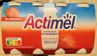Actimel FRAISE / ERDBEERE - Produit - fr