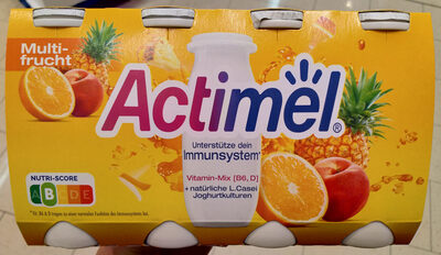 Actimel Multifrucht - Produit - fr