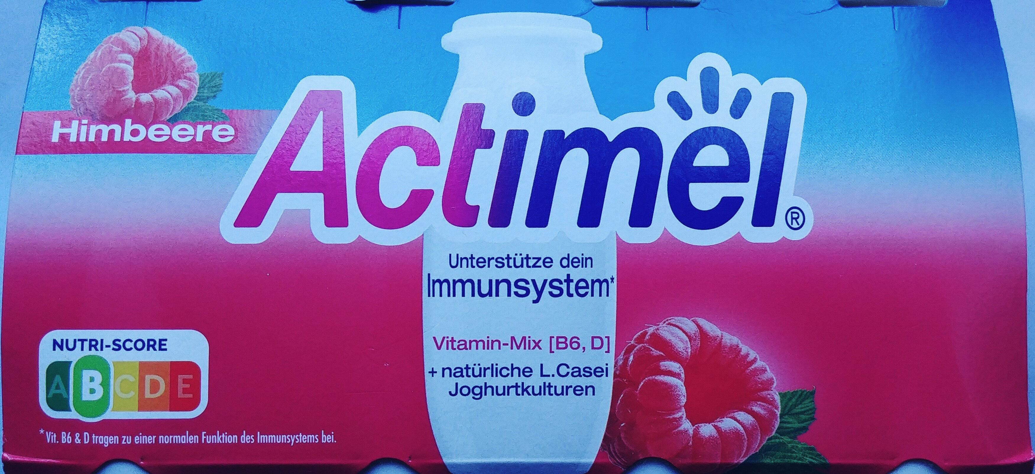 Milchmischerzeugnis mit Vitamin B6 und D. - Produit