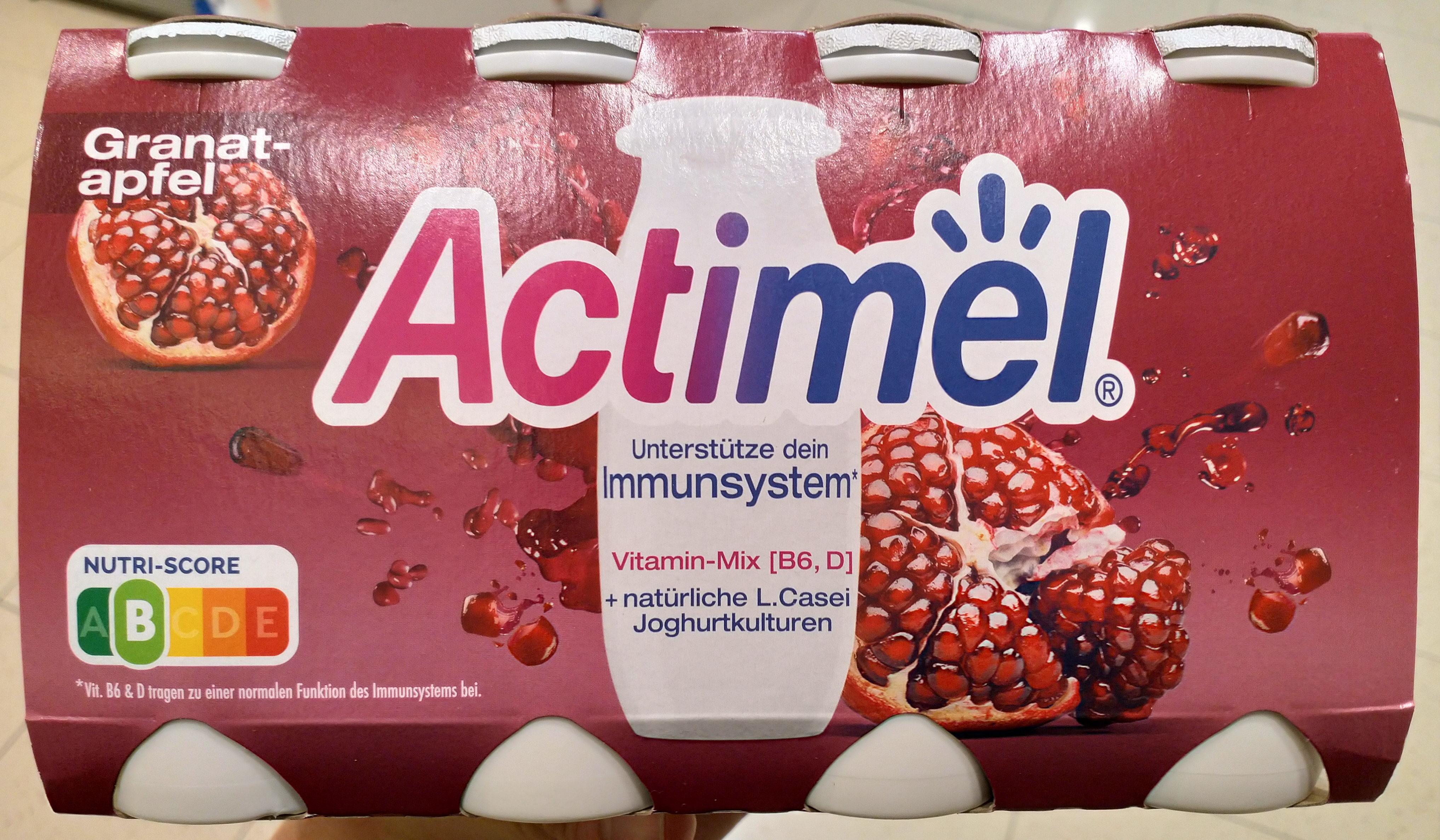 Actimel Granatapfel - Produit - de