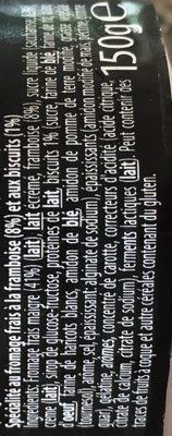 Cheese Berry Harry - Inhaltsstoffe