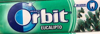 Orbit - Eucalipto - Product