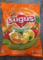 Sugus sans sucre - Produit - fr