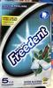 Freedent Menthe Réglisse -