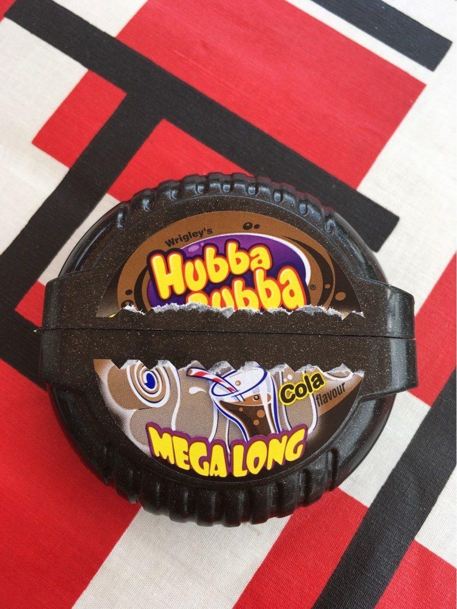 Hubba Bubba goût Cola - Produkt - fr