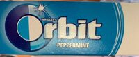 Orbit - Peppermint - Product