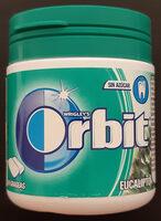 Chicles sabor eucalipto - Product - en