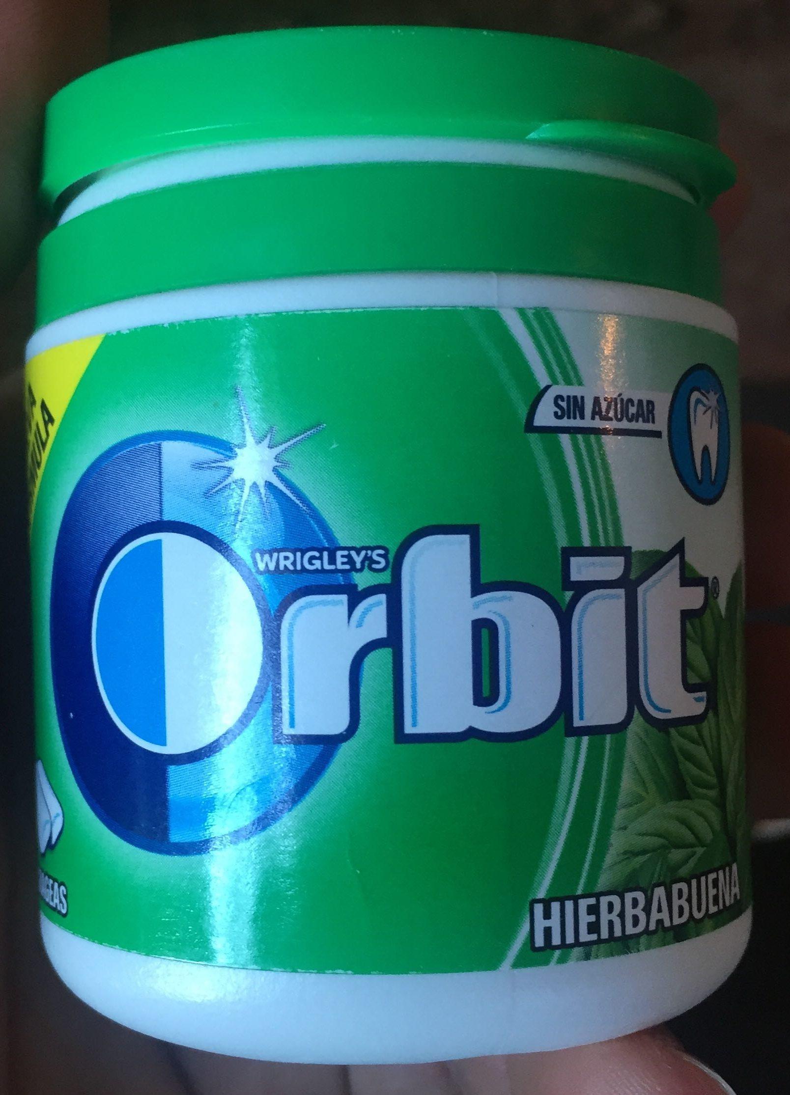 Chicles de hierbabuena sin azúcar - Product - es