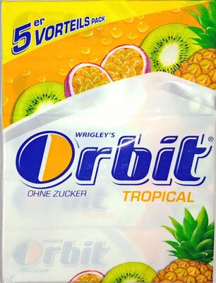 Orbit Tropical - Product