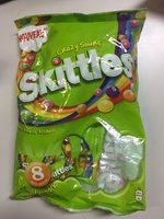 Skittles Crazy Sour - Produit - fr