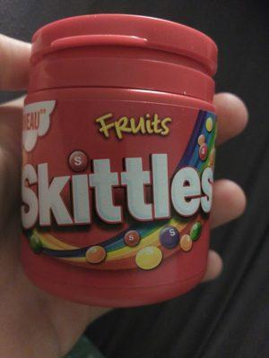 Bonbons tendre aux fruits - Produit - fr