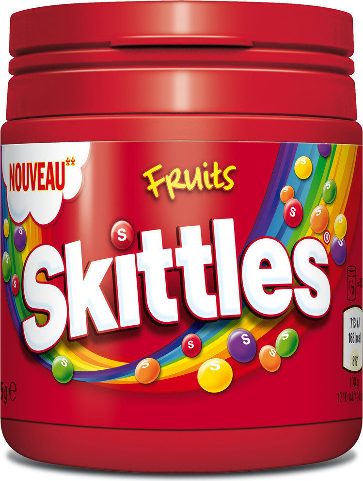 Skittles fruits - Product - fr