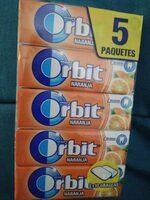 Chicles de naranja - Produit - es