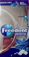 Freedent White - Produit - fr