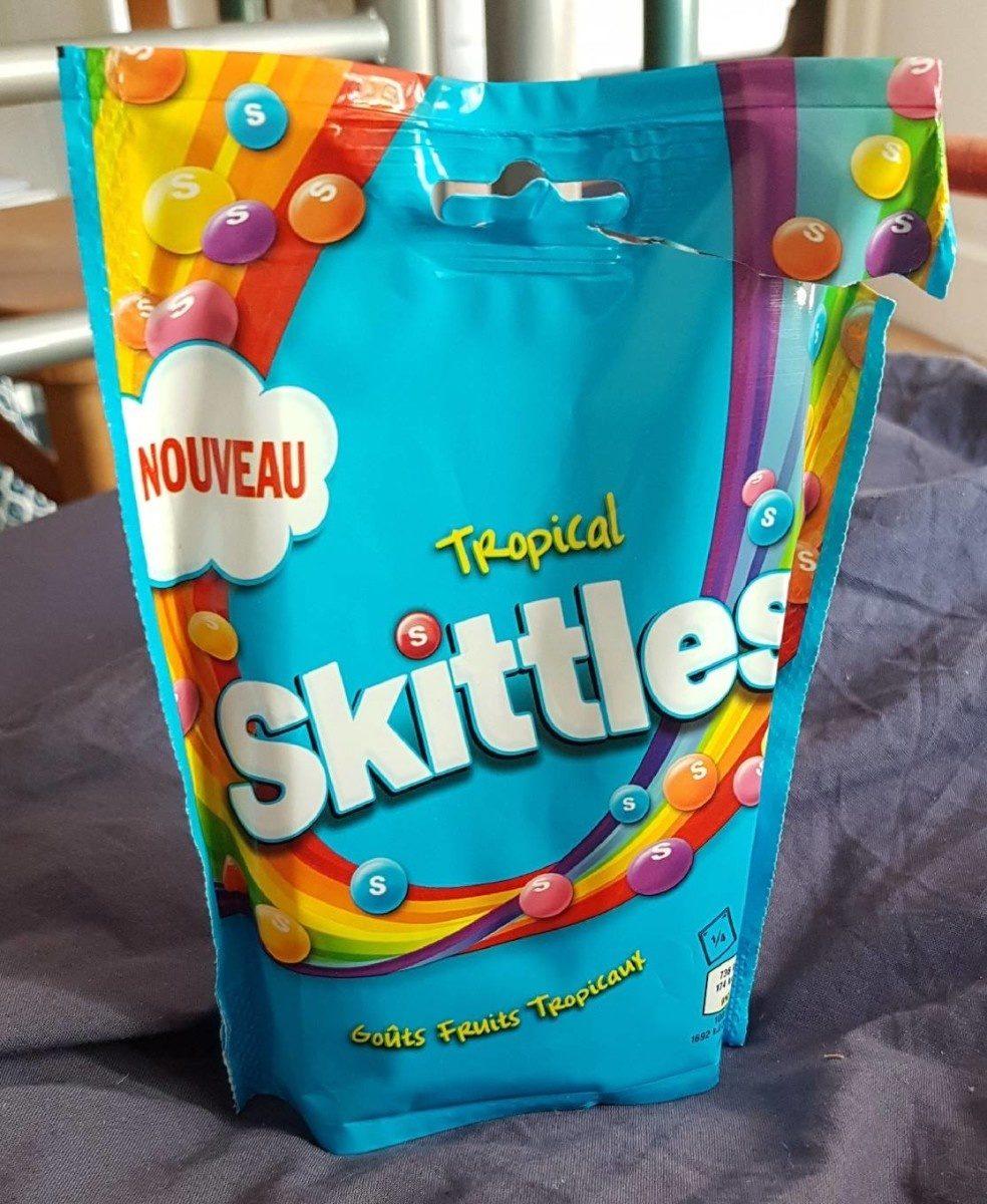 Skittles goût Tropical - Product