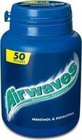 Wrigley's Airwaves Menthol & Eucalyptus - Produkt - de