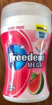Freedent Mega - Produit