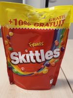 Skittles fruits - Product