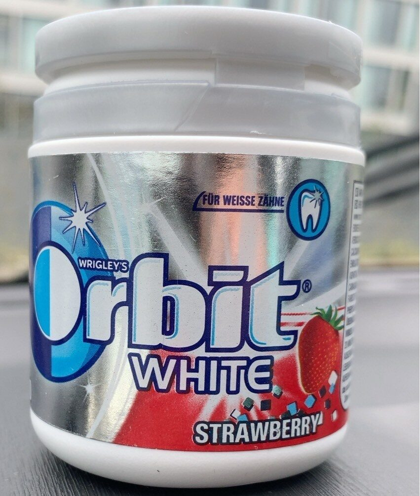Orbit white strawberry - Product - de