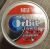 Orbit White Strawberry - Product