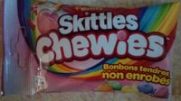Skittles Chewies - Produit - fr