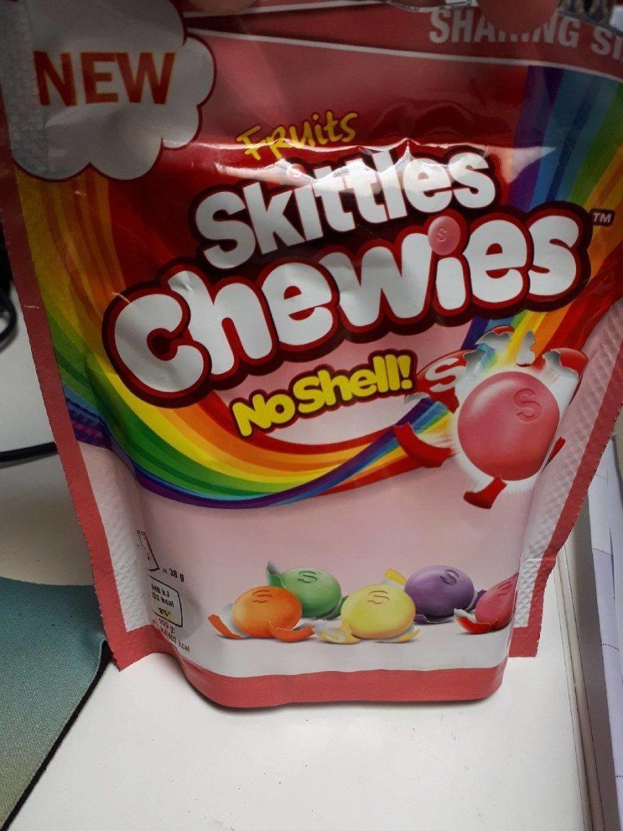 Skittles Chewies - Producte