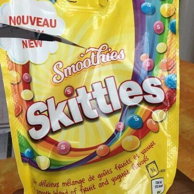 Skittles Smoothies - Product - en