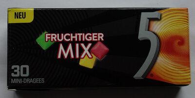 Fruchtiger Mix -  Erdbeere, Apfel, Bubblegum - Product - de