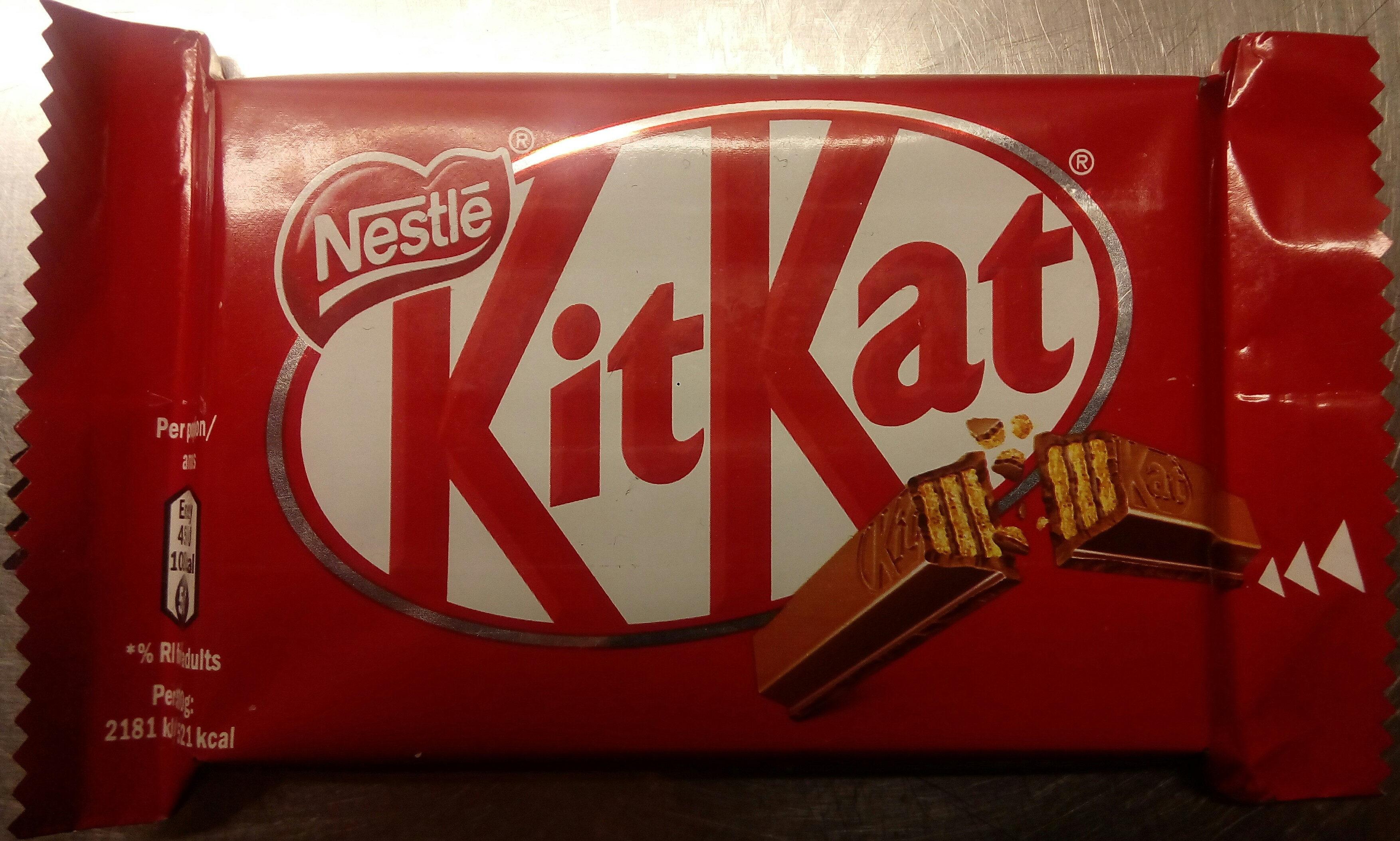 Nestlé KitKat - Product
