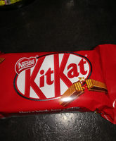 CHOCOLATE MULTIPACK KIT KAT PACK - Nutrition facts