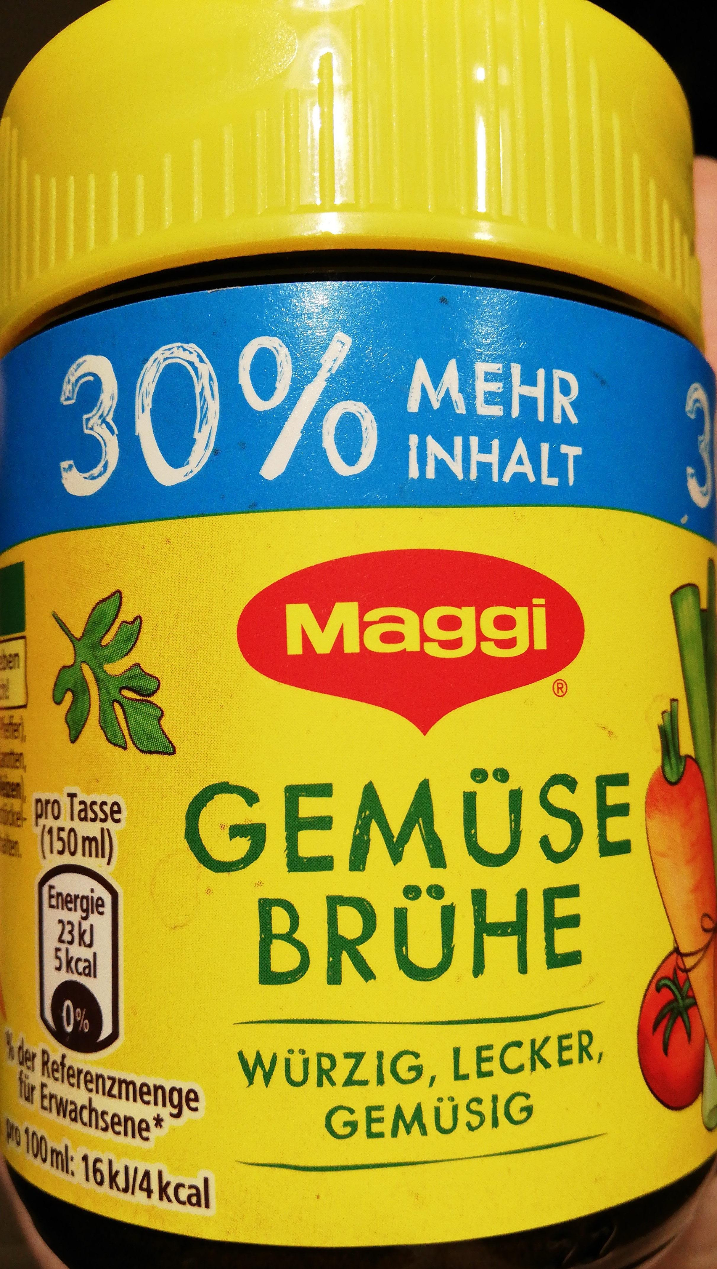 Gemüse Brühe - Product