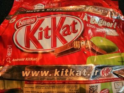 Kit Kat - Produit - fr