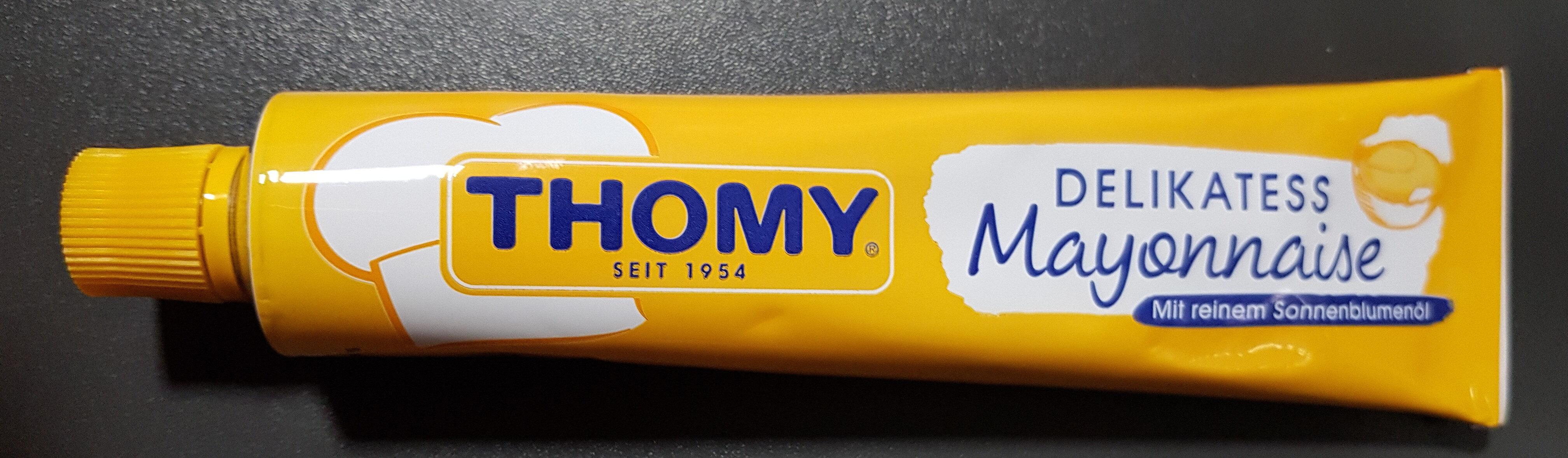 Delikatess Mayonnaise - Product - de