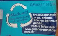 Mittelscharfer Delikatess Senf - Recyclinginstructies en / of verpakkingsinformatie - de
