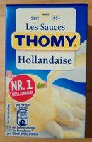 Hollandaise - Produkt