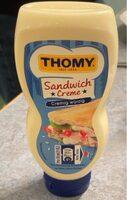 Sandwichcreme - Prodotto - de