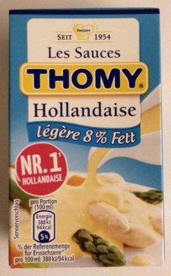 Thomy Hollandaise 8% Fett - Product