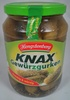 Hengstenberg Knax Gewürzgurken - Produkt