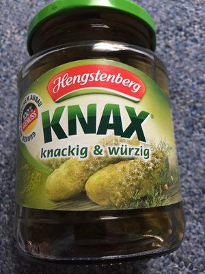 Knax - Produkt