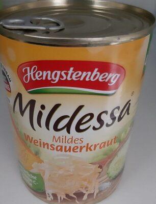 Sauerkraut, Mild - Produkt - de