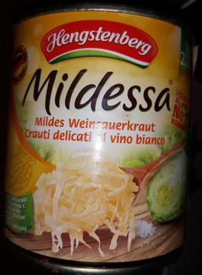 Crauti delicati al vino bianco - Prodotto