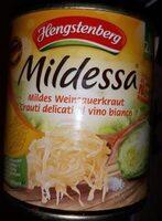 Crauti delicati al vino bianco - Produit