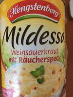 Sauerkraut mit Räucherspeck - Product