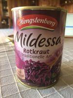 Mildessa Rotkraut Hengstenberg - Product - en